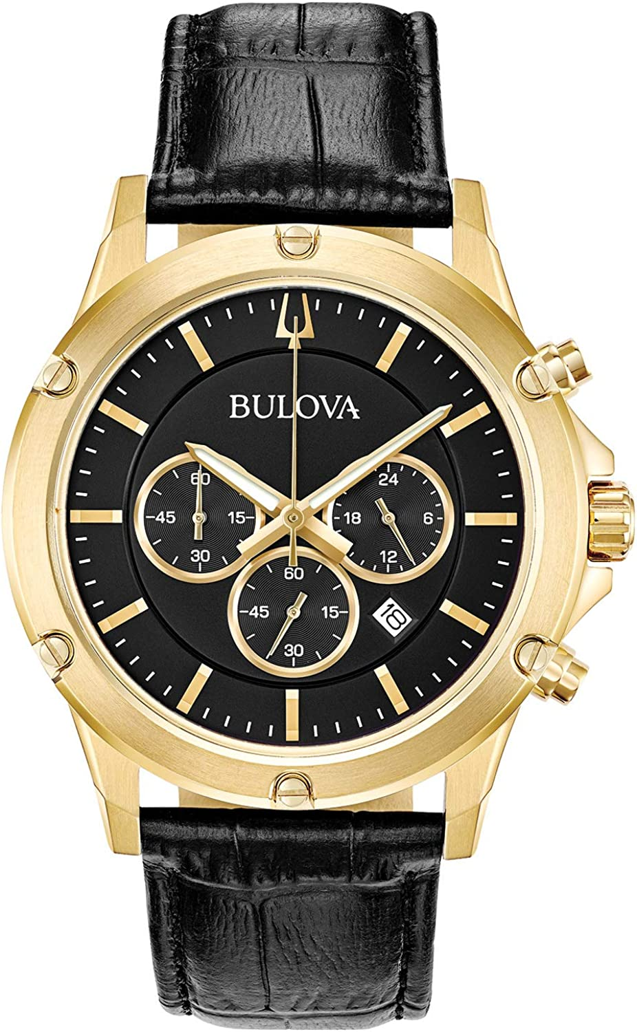 Bulova Dress Watch Model 97B179