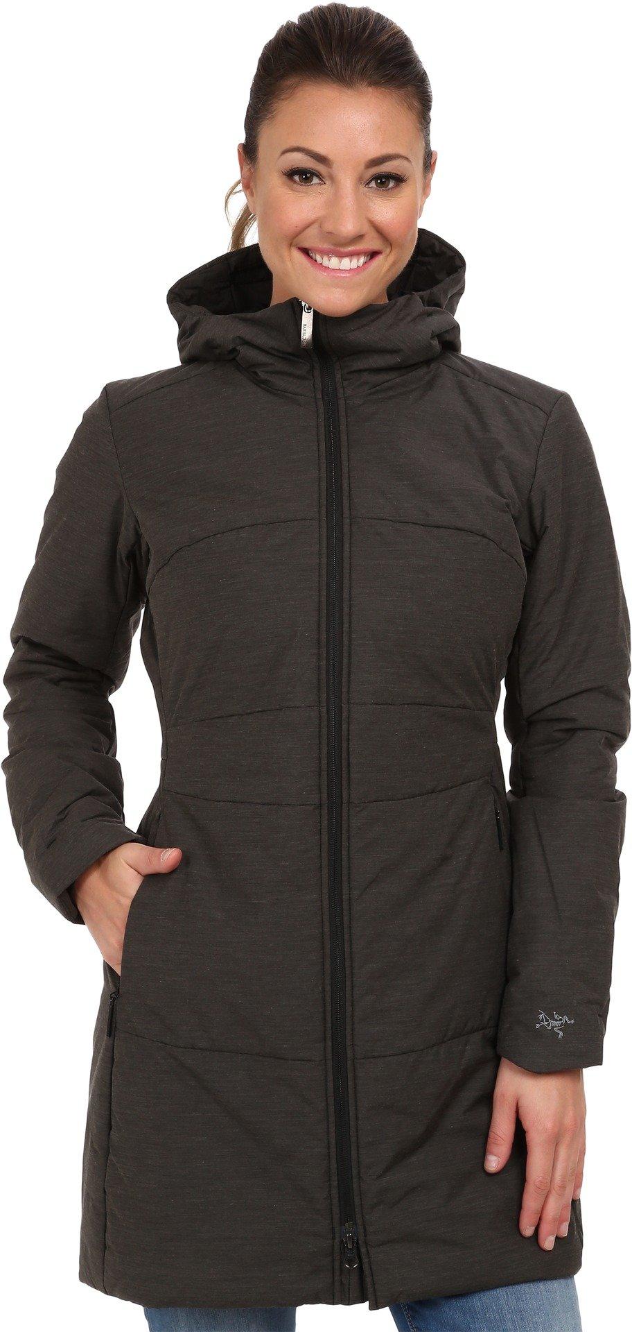 Arc'teryx Darrah Coat - Women's Carbon Copy Medium