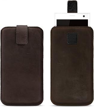 royalz de piel universal para smartphone 4 – 4,6 pulgadas Funda de ...