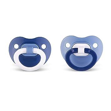 Amazon.com: NUK - Chupete ortopédico (2 piezas, 6 a 18 meses ...