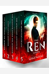 Ren Series, The Complete Boxed Set (Books 1 - 5): A Sociopath's Tale of Survival, Power and Betrayal (A Dream Traveler Saga) Kindle Edition