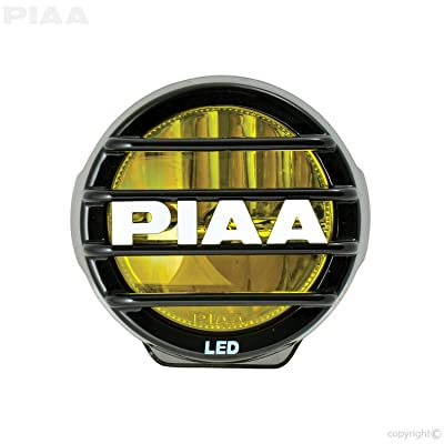 "PIAA 22-05372 LP530 Yellow 3.5"" LED Ion Driving Light Kit: Automotive"