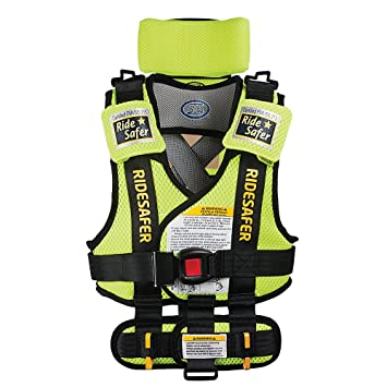 Amazon.com : Ride Safer 2 Travel Vest - Travel Car Seat Narrow ...