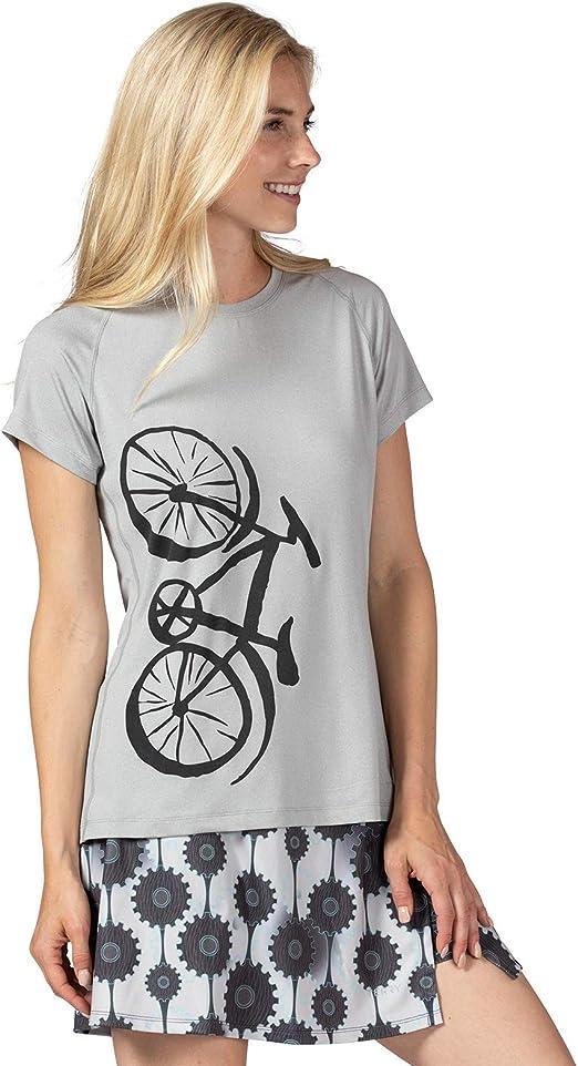 Terry Mixie Women Lightweight Versatile Skirt for Cycling