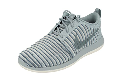 the latest 07c23 f25b2 NIKE Womens Roshe Two Flyknit Running Trainers 844929 Sneakers Shoes (UK 4  US 6.5 EU