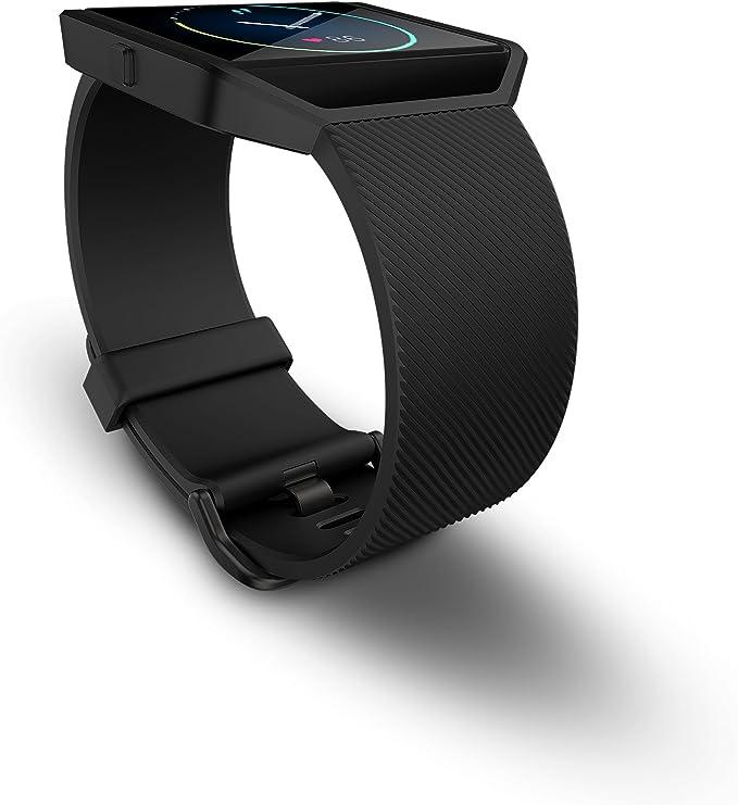 Fitbit Blaze Reloj Inteligente para Actividad Física, Unisex ...