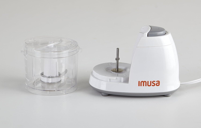 IMUSA USA GAU-80319W - Mini picador de 1.5 tazas, color blanco ...