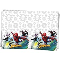 Party Fiesta Mantel Spiderman Time Up 120X180 Cm