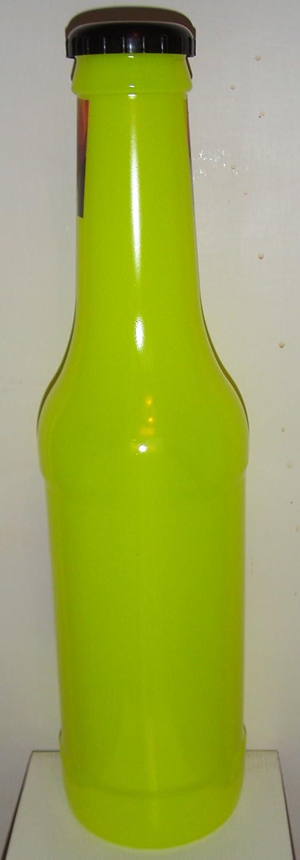 NEON Limon - la brilla en la oscuridad - niños-diversión novedad plástico Hucha, huchas botella. 60 cm de alto!: Amazon.es: Juguetes y juegos
