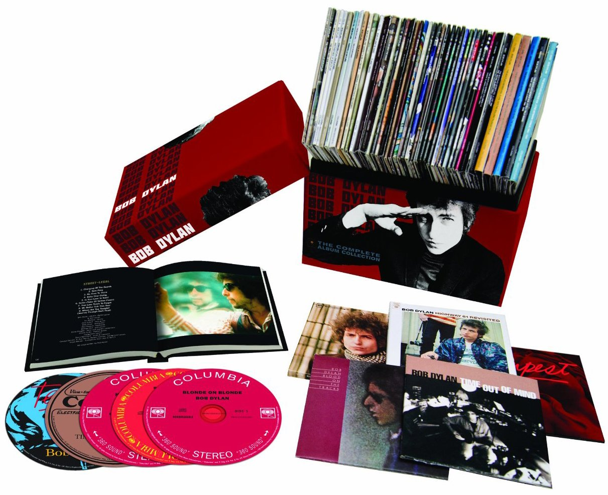 The Complete Album Collection Vol. One by Sony Legacy
