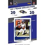 2020 Panini Football Baltimore Ravens Team Set 11 Cards W/Drafted Rookies Lamar Jackson