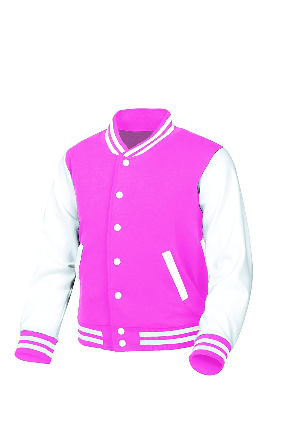 Amazon.com: myglory77mall Cotton Baseball Varsity College Letterman Raglan Jacket 626: Clothing