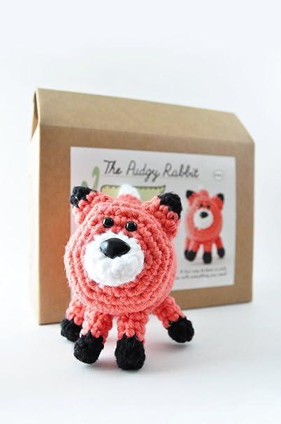 Crochet Pattern Kit Crochet Kit Puntastic Pattern Subscription Tea-Rex Crochet Amigurumi Pattern Crochet Kit Yarn Kit