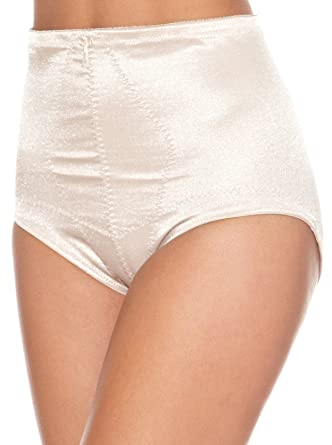 6a70a983513f8 High-Waisted Classic Panty Shaper at Amazon Women s Clothing store