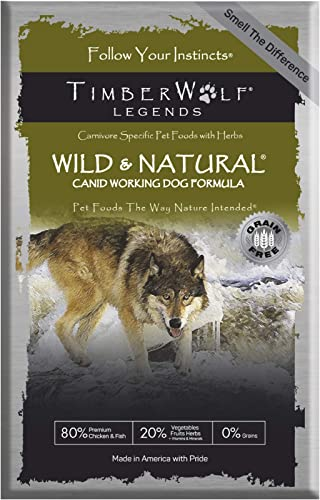 Wild Natural Legends – 45lbs
