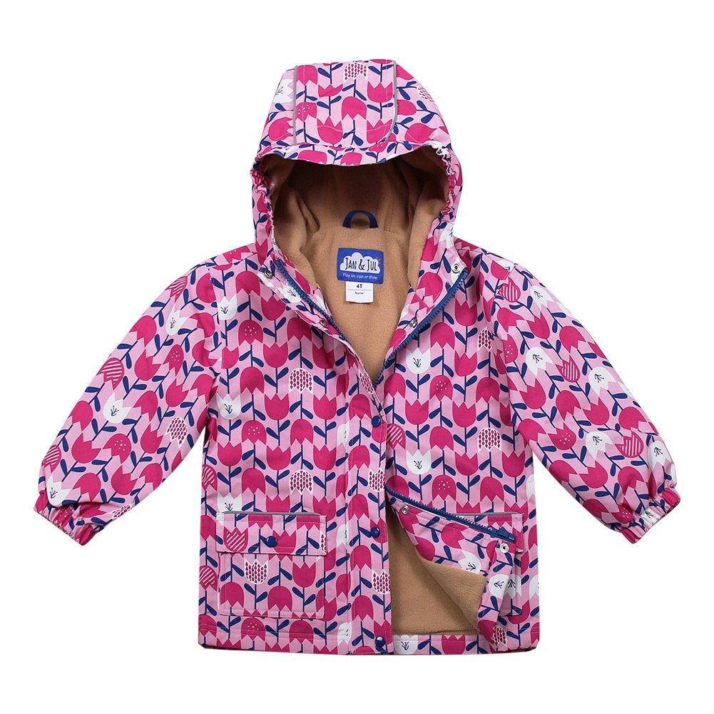 Water-Proof Fleece-Lined Rain Coat