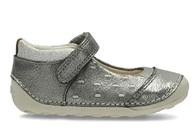 Chaussures à lacets Clarks Softly bleues Casual fille pLQTpe