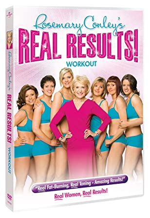 bd5eb28ea63cc Rosemary Conley s Real Results Workout  DVD   Amazon.co.uk  DVD ...
