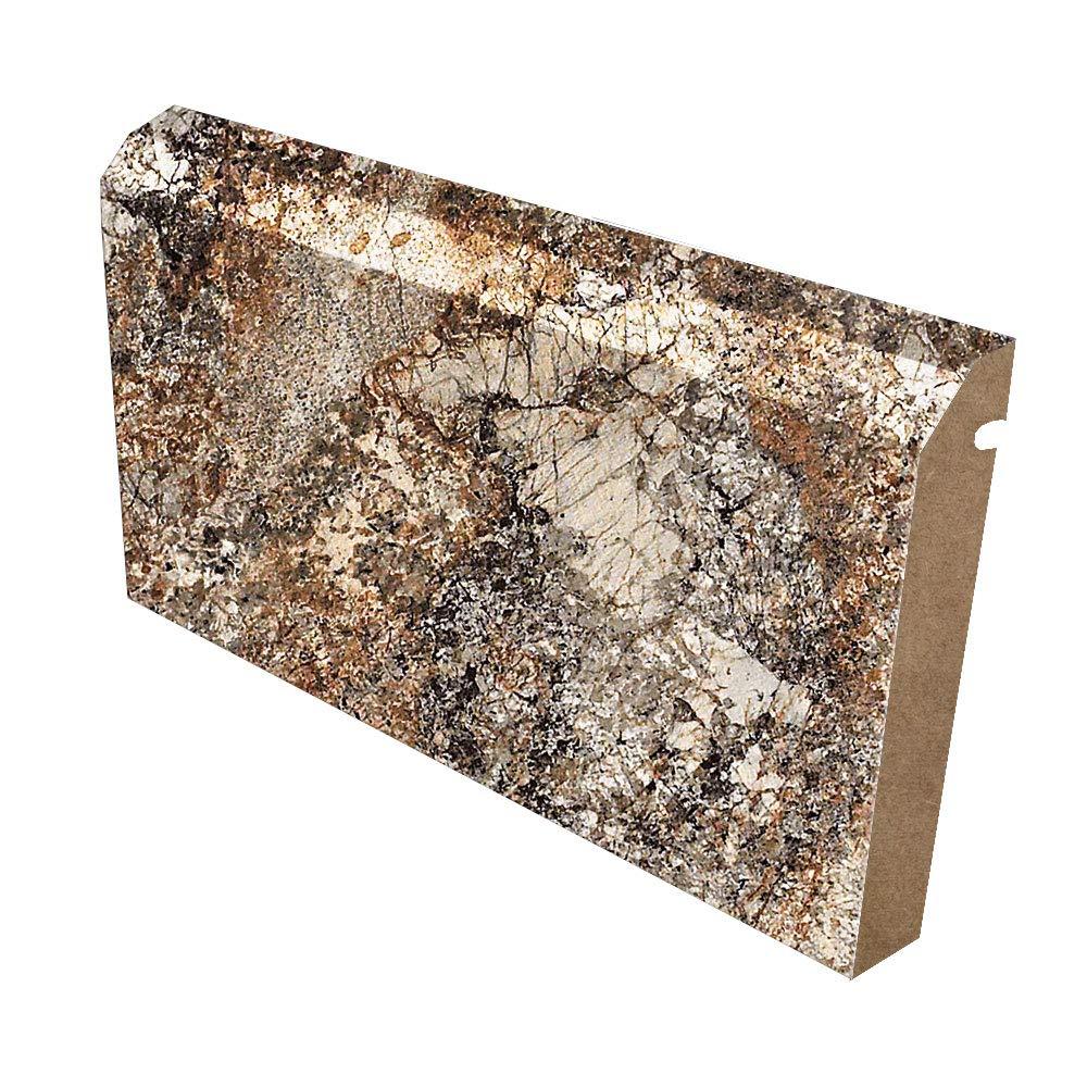 Bevel Edge Laminate Countertop Backsplash Antique Mascarello