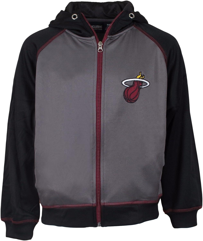 Majestic NBA juventud poliéster chaqueta de chándal logo del ...