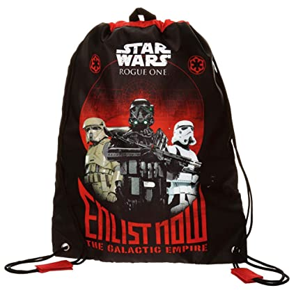 Star Wars Rogue One Mochila Saco