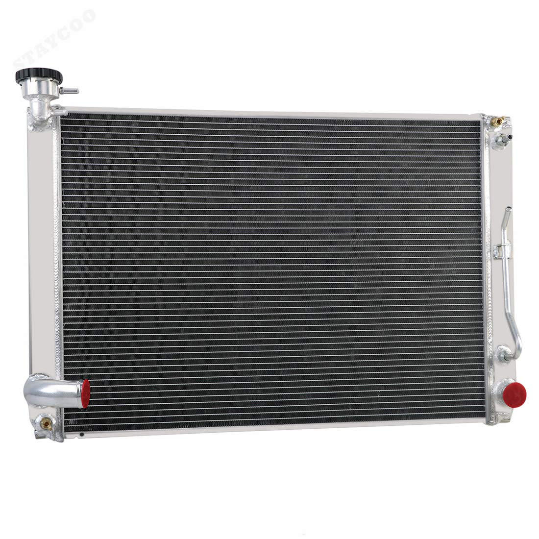 Cooling Direct For//Fit 2682 04-05 Toyota Sienna 3.3L w// Tow Package All Aluminum Radiator