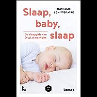 Slaap baby slaap: de slaapgids van 0 tot 6 maanden (Mama Baas)