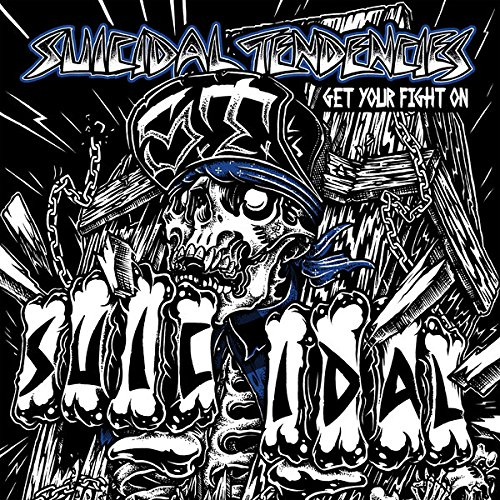 CD : Suicidal Tendencies - Get Your Fight On! (CD)