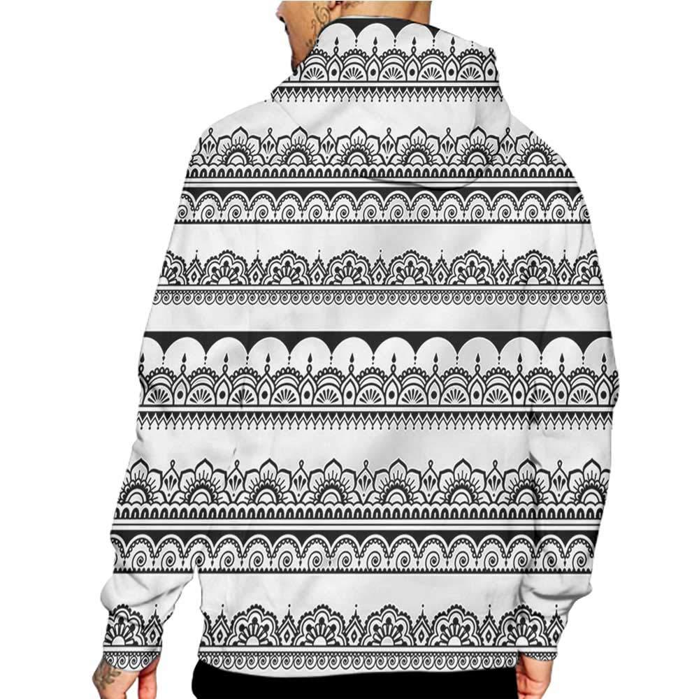 Unisex 3D Novelty Hoodies Hearts,Nostalgic Knitting Effect,Sweatshirts for Girls