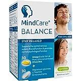 MindCare BALANCE, suplemento de apoyo para el estrés - aceite de pescado salvaje omega-