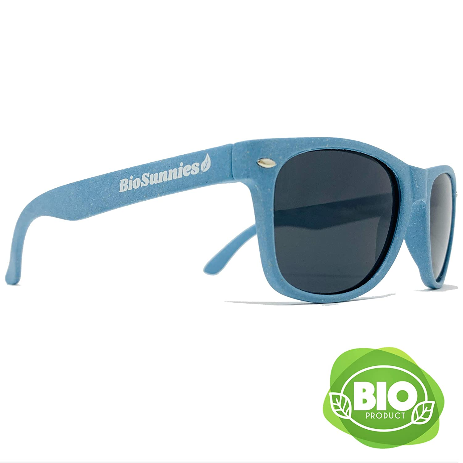 3 to 9 years BioSunnies Kids Biodegradeable Sunglasses for Boys and Girls with Polarised Lenses