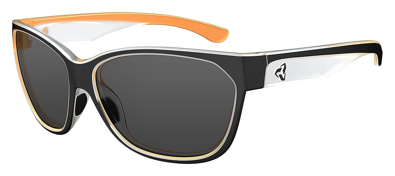 a771d873018 Ryders Eyewear Kat Clear Black Xtal Frame Polarized Grey Lens Sunglasses   Amazon.ca  Sports   Outdoors