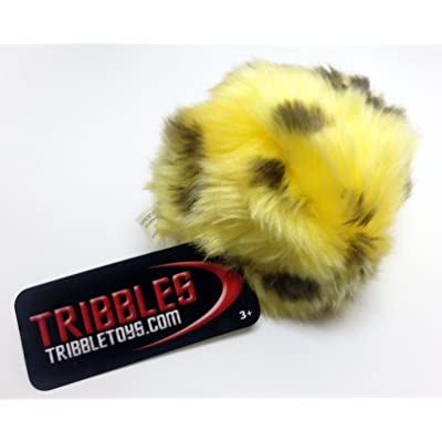 Star Trek Plush Tribble - Cheetah Camouflage - Small Size: Toys & Games