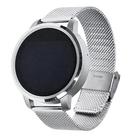 Reloj inteligente Bluetooth, control de paso, libre Fitness App, smart pulsera de actividad