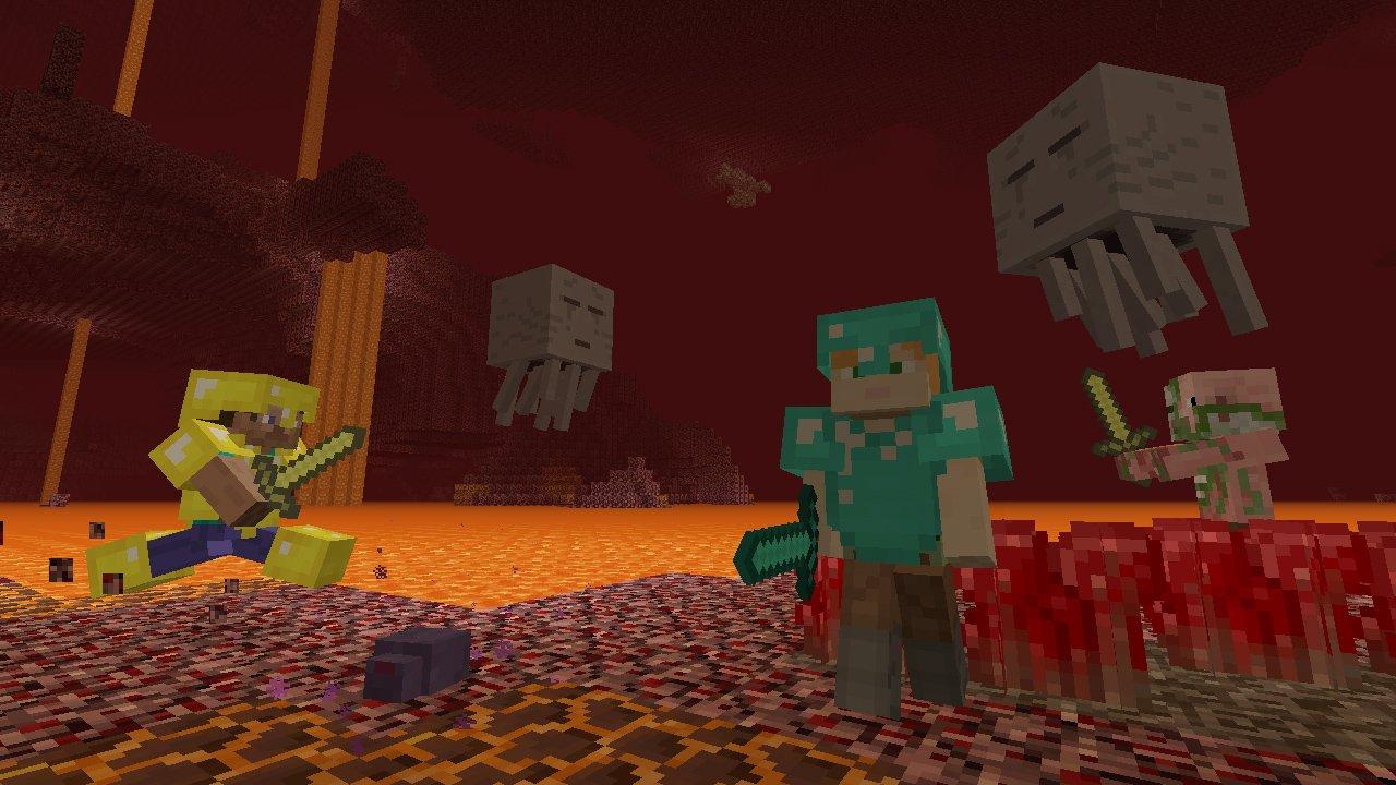 Minecraft for Nintendo Switch [USA]: Amazon.es: Nintendo of America: Cine y Series TV
