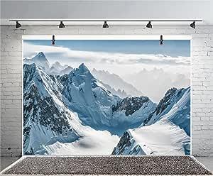 Leyiyi - Fotografía de fondo para alpes de nieve, fondo de ...