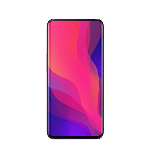 OPPO Find X Smartphone Libre Android 8 1 6 4 FHD Dual SIM Cámara Trasera Dual 20MP f2 0 16MP f2 0 Cámara Frontal 25MP f2 0 256GB Versión española Rojo