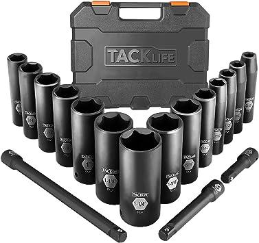"""3//4/"""" Deep Long Impact Socket Bits Axle Nut Sockets Allen Driver Tools"""