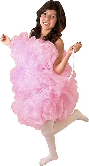 FunFill Adult Loofah Costume (Size: Standard 6-10)