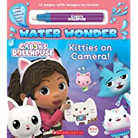 Gabby's Dollhouse Water Wonder (A Gabby's Dollhouse Water Wonder Storybook)