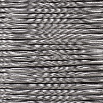 50 PARACORD PLANET 1//4 Inch para-Max Paracord 1200 lb Tensile Strength 25 and 100 Foot Options 10