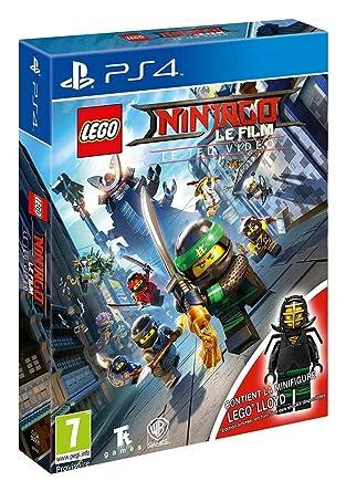 lego ninjago le film le jeu vido day one edition - Jeux De Lego Ninjago Spinjitzu