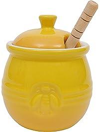 Amazon.com: Honey Jars: Home & Kitchen