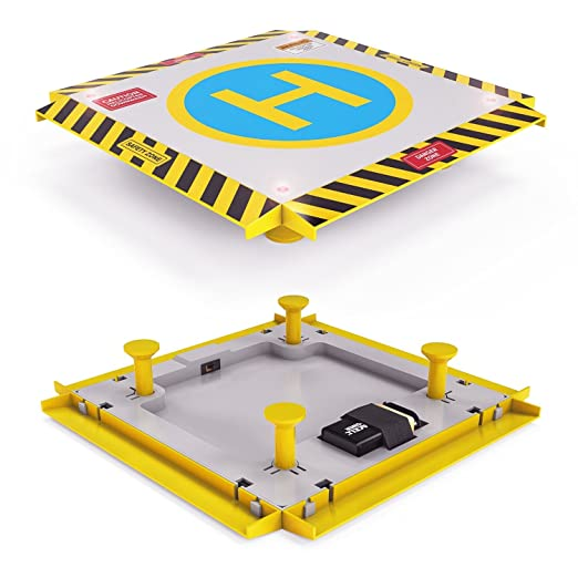 Remote Control Helicopter Landing Pad - Complete Edition - LED ...