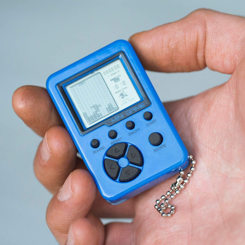 Thumbs Up OR-RETMINKEY ThumbsUp Orb-Retro +26 Sp. Mini Portachiavi Blu.