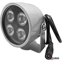 JC 4pcs alta potencia matriz LED IR iluminador