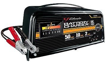 Schumacher Battery Charger Manual >> Schumacher Se 1052 50 10 2 Amp Manual Starter Charger