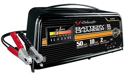 schumacher battery charger se 1052 wiring diagram: amazon com: schumacher se -1052