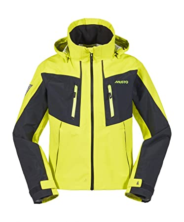 Amazon.com: Musto BR2 Race Lite – Chaqueta, color sulphur ...