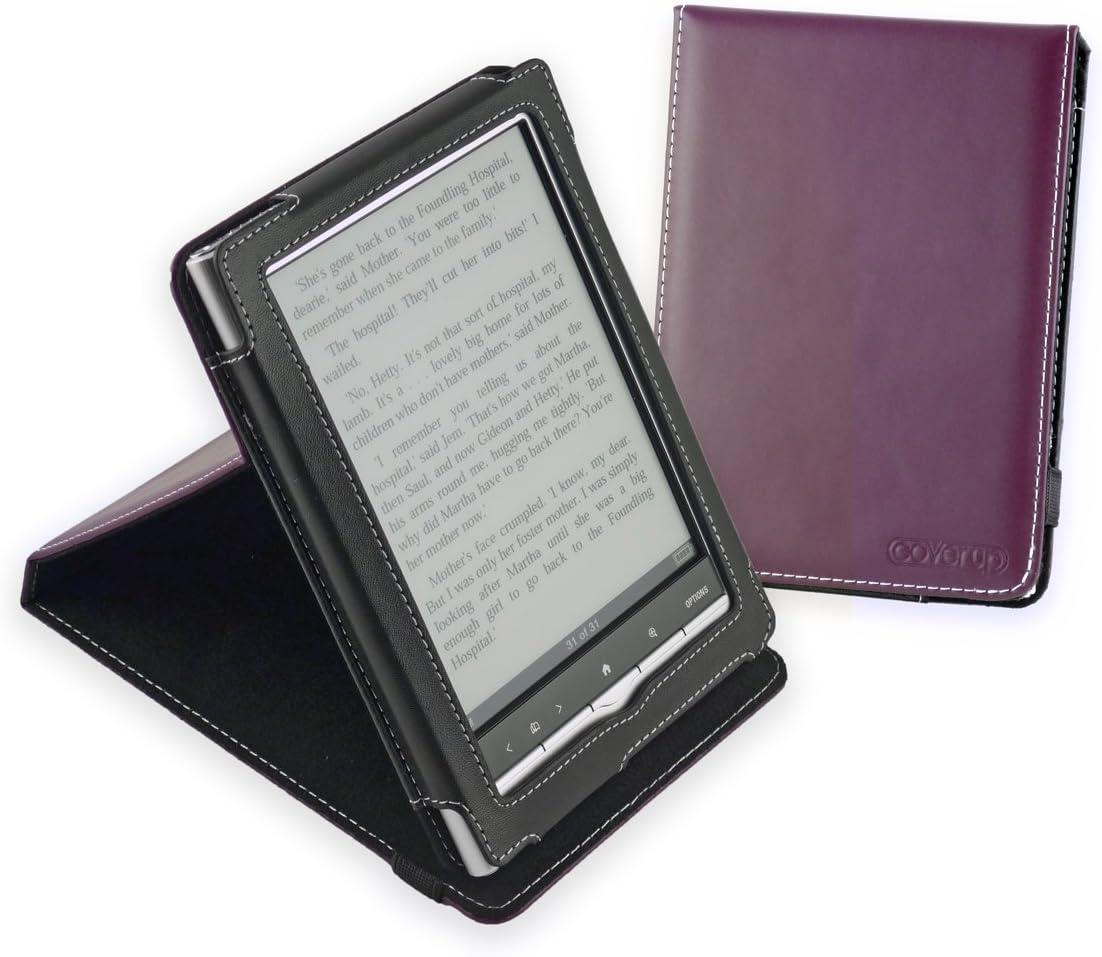 Cover-Up –Funda de imitación Piel para Sony PRS-650 Touch Edition ...